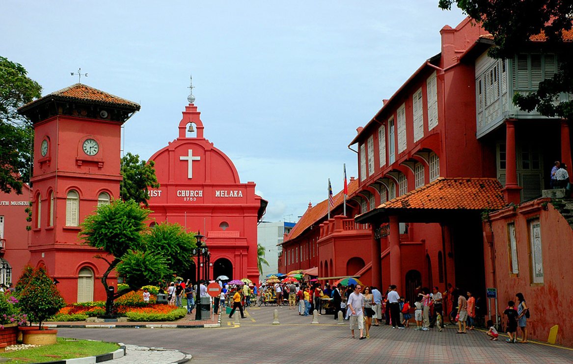 Malacca Historical Town/马六甲古城