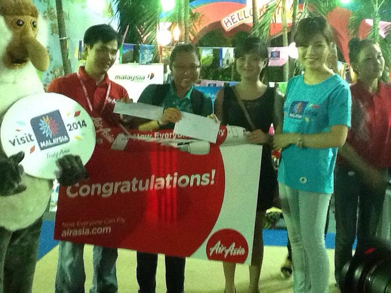 Lucky Draw Winner of Hovando Holidays :)